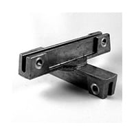 Buy Street Name Sign Hardware -- Crosspiece Bracket for Mounting One Street Name Sign on top of Another - Regular Length