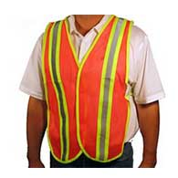 Buy Orange Reflective Safety Vests