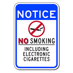 No Smoking Electronic Cigarettes