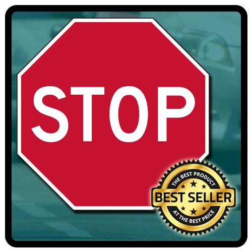 STOP Sign - 18x18 - Engineer Grade Reflective