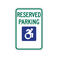 New York Handicap Parking Signs