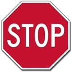 Reflective Sheeting Types and Stop Signs