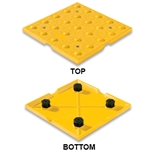 ADA Truncated Dome Bump Pads - 2x3 - Cast In Place Replaceable
