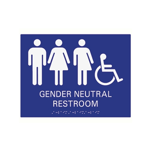 Bathroom Sign Handicap ada bathroom signs | ada restroom signs | stopsignsandmore