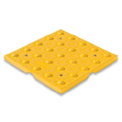ADA Truncated Dome Bump Pads - 2x4 - Surface Mount (Retrofit)