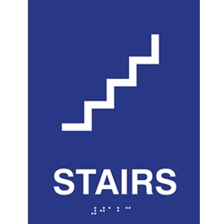 Manage Building Compliance with Proper Stairway Identification Signs