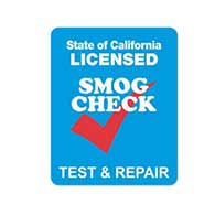 SMOG Check Test and Repair Sign - Single-Faced - 24x30