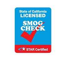 SMOG Check STAR Certified Station Sign - Single-Faced - 24x30
