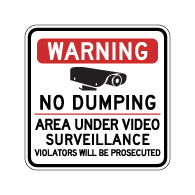 How to Stop Illegal Dumping on Your Property | STOPSignsAndMore.com