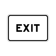 Buy Parking Lot Exit Signs at Factory Direct Prices from STOP Signs And More that meet State and MUTCD Sign Specifications. Buy Parking Lot Exit Signs