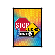 Design Your Own FULL COLOR 18x24 Custom Signs - Constructed with Reflective Rust-Free Heavy Gauge Aluminum