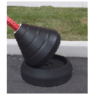 Buy Our 75LB - Rubber Sign Base Weight Attachment made from 100% Post Consumer Recycled Tire Rubber. Sign Base Weight attaches to our Sign Base for a total of 150 lbs.