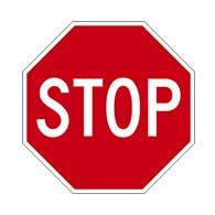 30x30 STOP Signs - B-Stock Minor scratch item for sale