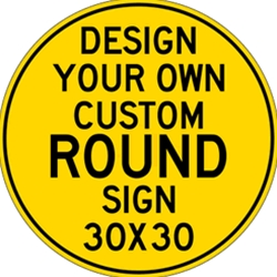 Size, Color, & Font: Take Care When Ordering Aluminum Custom Signs