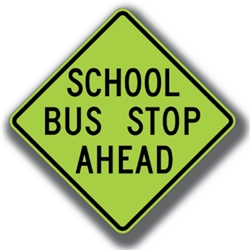 Slow Down! With School Back in Session, We Reminds Motorists to Abide by All School Safety Signs