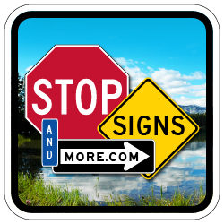 Design Your Own FULL COLOR 12x12 Custom Signs - Constructed with Reflective Rust-Free Heavy Gauge Aluminum